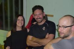 Dany, Francis et J-P