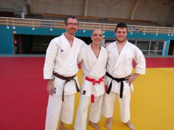 Christophe, Didier et Alex