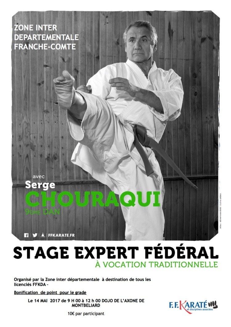 affiche chouraqui 14 mai 2017